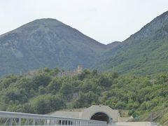 夏の優雅な南イタリア周遊旅行♪ Vol201(第11日) ☆Morano Calabro→Maratea:山岳の風景を眺めながらマラテーアへ♪