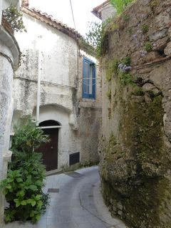 夏の優雅な南イタリア周遊旅行♪ Vol211(第12日) ☆Maratea:マラテーア旧市街を歩いて素敵な風景を眺めて♪