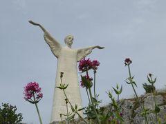 夏の優雅な南イタリア周遊旅行♪ Vol217(第12日) ☆Maratea:マラテーアのキリスト像「Cristo Satua del Redentore」 お土産屋さんやカフェで優雅に一休み♪