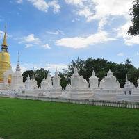 念願の初タイへ☆4 チェンマイのお寺巡り
