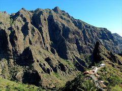 ★カナリア諸島(8)テネリフェ島 テノ岬とマスカ谷へ