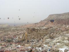 トルコで気球に挑戦