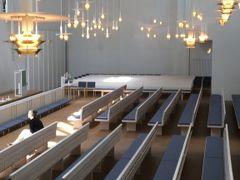 暮らす気分でヘルシンキ2016夏/Day11 ミュールマキ教会の夏のセレモニーとルオホンユーリ