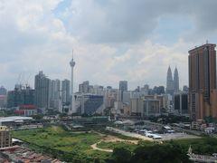 ビジネスクラスで東南アジア【4-5日目】3度の乗継で、クアラルンプールに到着