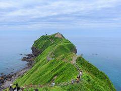 日本一の岬!?~積丹ブルーの海と神威岬~