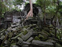 ラピュタの世界に来たような遺跡「ベン・メリア」 カンボジア旅行6日間4日目