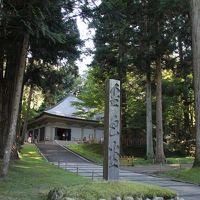 201608-13_平泉中尊寺、毛越寺 Chusonji and Moutsuji in Iwate