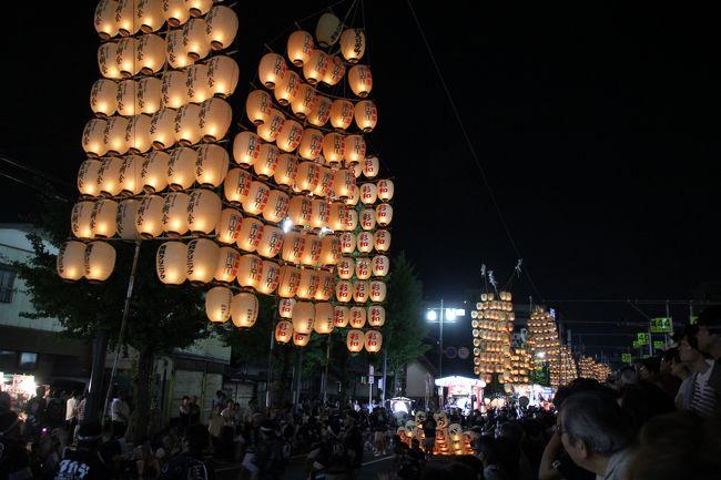 201608-01_秋田竿燈祭り Akita Kanto Matsuri in Akita