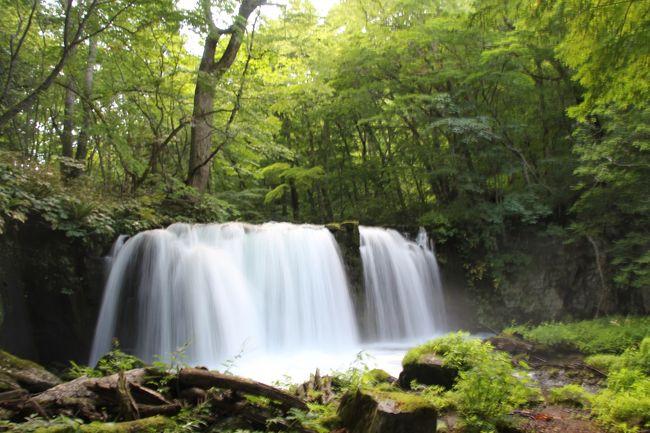 201608-08_八甲田・奥入瀬・十和田湖散策 Hakkoda, Oirase and Towada-ko Lake in Aomori
