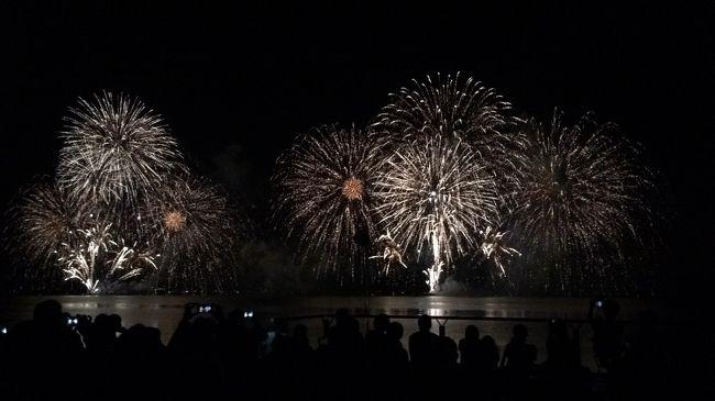 201607-03_松江水郷祭の花火 Fireworks in Matsue Suigo Festival