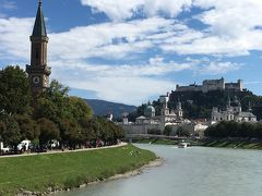 美しい風景に会いたくてオーストリアへ(5日目 ザルツブルク観光後メルクへ)