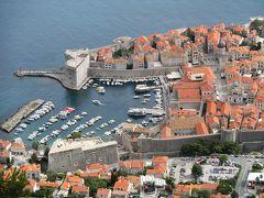 クロアチア、スロベニア他10日間 紺碧のアドリア海を満喫する旅 11 (ドブロヴニク ② )