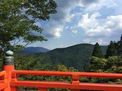 猛暑の京都で大人な旅? その2  鞍馬~貴船編