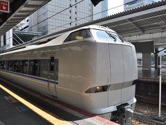 2016年8月韓国鉄道旅行1(関西空港駅へ)