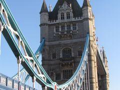 快晴だった8月のロンドン一人旅