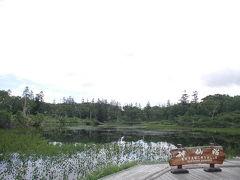 ニセコ 神仙沼へトレッキング