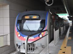 2016年8月韓国鉄道旅行4(首都圏電鉄京義線)