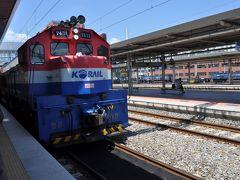 2016年8月韓国鉄道旅行6(順天駅から釜田駅へ)