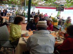 チロル・ドロミテ・ザルツカンマーグート 10日間の旅の思い出④白馬亭でのカフェ
