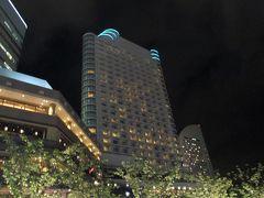 ホテルステイ 2016 8月@横浜ベイホテル東急