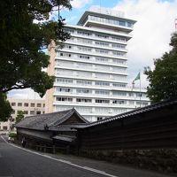 高知市の「天然温泉 三翠園」に3泊滞在