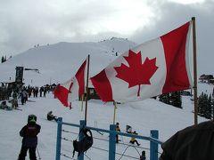 2002年 冬のカナダ★バンクーバーからウィスラーでスキー三昧