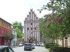 """ドイツの春・北方二州を巡る:12かつて""""北のローテンブルク""""と云われた要塞都市ノイブランデンブルクは期待以上だった。"""