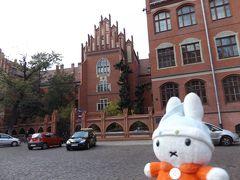 グーちゃん、ポーランドへ行く!(トルン/旧市街広場、私はカエルになりたい!?編)