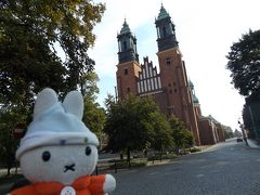 グーちゃん、ポーランドへ行く!(ポズナン大聖堂とモーホ!?編)