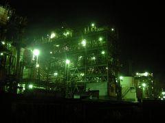 はとバス 川崎工場夜景スポットツアー 日帰り