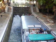 8月のパリ旅 9 (リュクサンブール~サンマルタン運河)