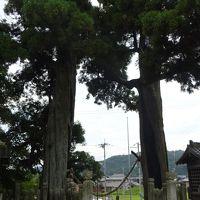 サマーイルミ鑑賞の旅(10) 加西市 石部神社の参拝。