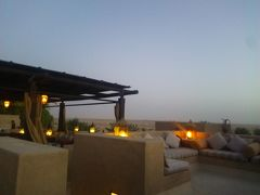 Bab Al Shams Desert Resort and Spa ステイ♪