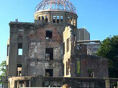 新岩国と広島へ!☆違う感情で訪れた原爆ドームに、オススメお食事処★