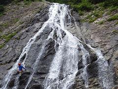 夏はやっぱり沢登り 万太郎本谷から谷川岳へ