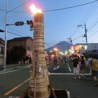 【富士吉田】ガスパールのお誕生日と吉田の火祭り
