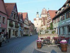 麗しのドイツ・美しきオーストリア5(4日目)ローデンブルク