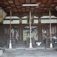 サマーイルミ鑑賞の旅(21) 加西市 住吉神社の参拝。