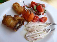 夏の優雅な南イタリア周遊旅行♪ Vol227(第12日) ☆Pisciotta:ピショッタの人気レストラン「I Tre Gufi」の優雅なディナー♪