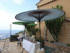 夏の優雅な南イタリア周遊旅行♪ Vol229(第13日) ☆Pisciotta:ピショッタのホテル「Marulivo Hotel」 チレント海岸を眺めながら優雅な朝食♪