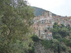 夏の優雅な南イタリア周遊旅行♪ Vol230(第13日) ☆Pisciotta:さようならピショッタ 旧市街を歩いて専用車ベンツへ歩く♪
