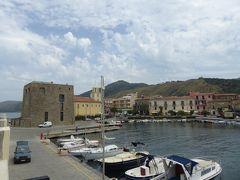 夏の優雅な南イタリア周遊旅行♪ Vol233(第13日) ☆Acciaroli:素敵な漁村「アッチャロリ」 ノルマン塔と漁港を眺めて♪