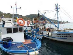 夏の優雅な南イタリア周遊旅行♪ Vol234(第13日) ☆Acciaroli:素敵な漁村「アッチャロリ」 ふ頭から街並みを眺めて♪