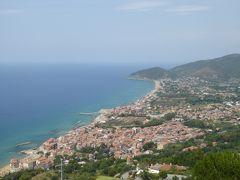夏の優雅な南イタリア周遊旅行♪ Vol240(第13日) ☆Castellabate:美しき村「カステッラバーテ」 チレント海岸の絶景を眺めて♪