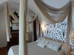 夏の優雅な南イタリア周遊旅行♪ Vol241(第13日) ☆Agropoli:アグロポリのホテル「San Francesco Resort」のジュニアスイートルームは美しい♪