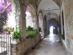 夏の優雅な南イタリア周遊旅行♪ Vol242(第13日) ☆Agropoli:アグロポリのホテル「San Francesco Resort」のキオストロは美しい♪