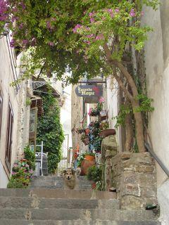 夏の優雅な南イタリア周遊旅行♪ Vol245(第13日) ☆Agropoli:アグロポリ旧市街を優雅に歩く♪