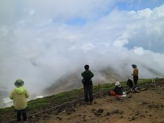 海の日に九州から北海道の山に登る(旭岳)