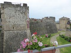 夏の優雅な南イタリア周遊旅行♪ Vol246(第13日) ☆Agropoli:美しいアグロポリ城「Castello di Angioino-Aragonese」を眺めて♪