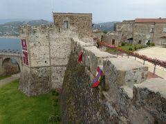 夏の優雅な南イタリア周遊旅行♪ Vol247(第13日) ☆Agropoli:美しいアグロポリ城「Castello di Angioino-Aragonese」 いにしえを想いながら歩く♪